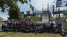 Mediathek THW OV Quedlinburg - Sachsen-Anhalt-Tag 2014