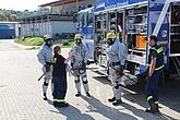 Mediathek THW OV Quedlinburg - CBRN-Ausbildunsgwochenende